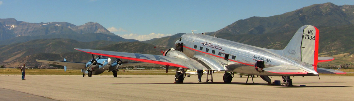 History of Russ McDonald Field | Heber Valley Airport (KHCR)